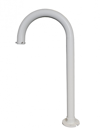 Swan Neck Mount for PTZ Domes
