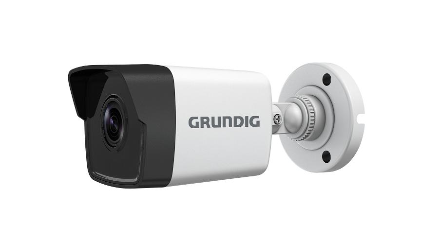 2 MP Mini Bullet IP-Camera 2.8mm Lens