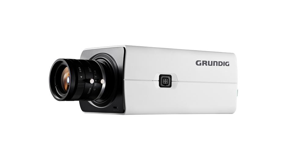 2 MP Box- IP-Camera