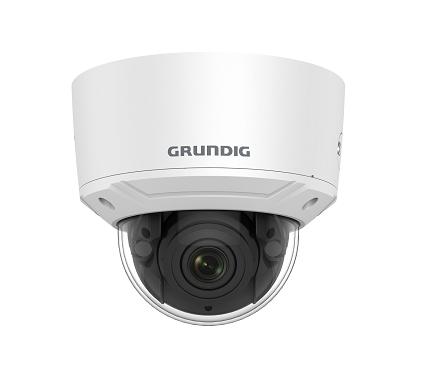 8 MP Fixdome IP-Camera 2.8~12mm Motorized
