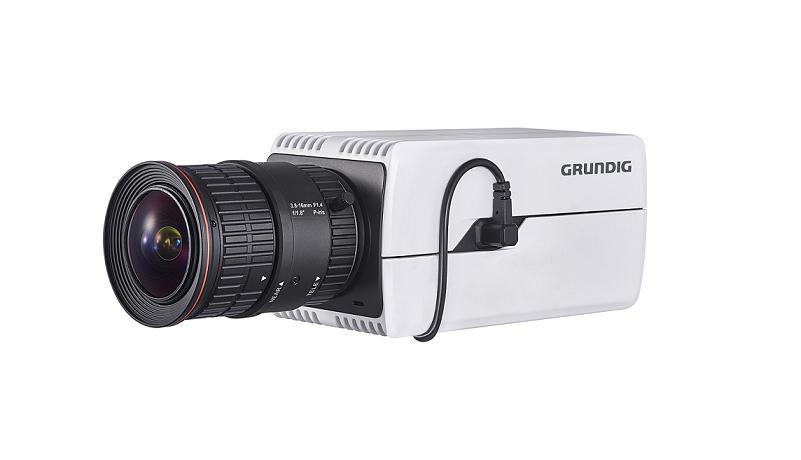 4 MP Box- IP-Camera