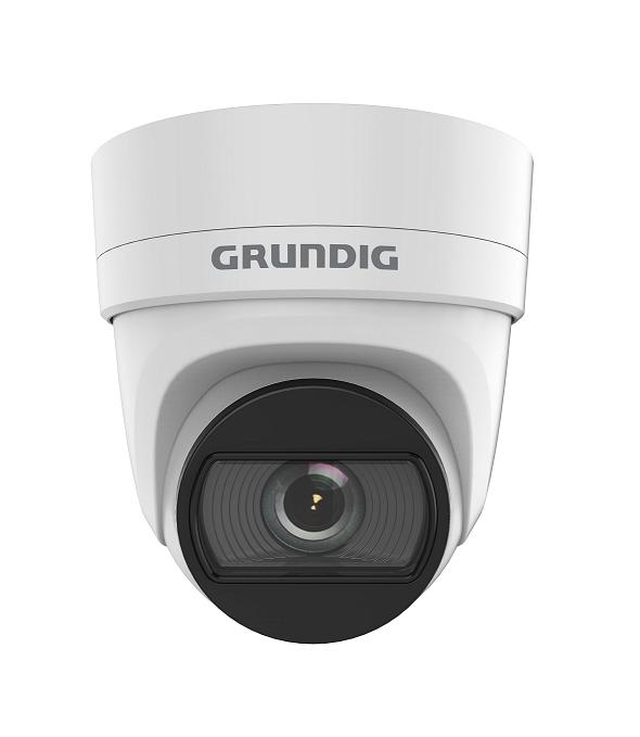 4 MP Turret IP-Camera 2.8~12mm Motorized
