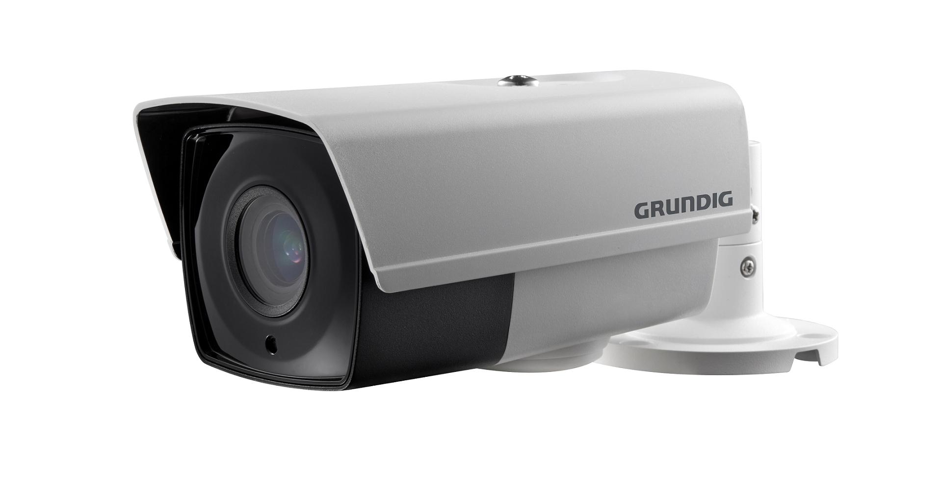 2 MP Bullet HD-TVI Camera 2.7~13.5mm Motorized