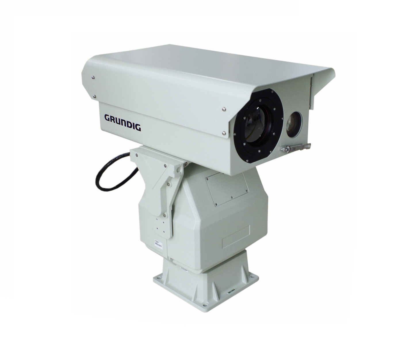 Positioning System with Thermal Camera